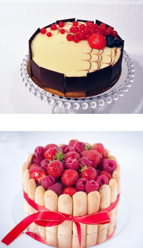 Birthday cakes delivered to Hampstead, Belsize Park, Highgate, Highbury