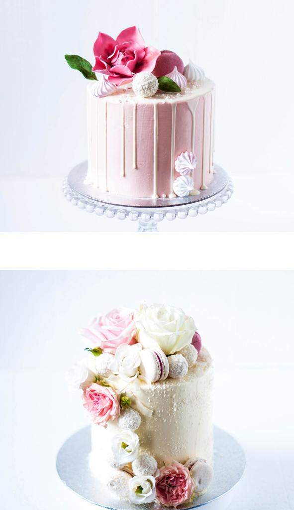 Wedding and celebration cakes order online in London