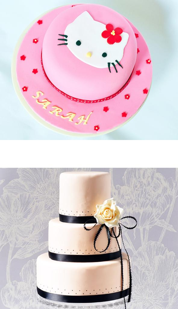 Bespoke Cakes and Bakes