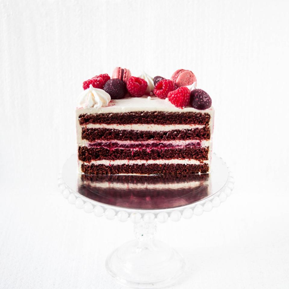 Buy Red velvet cake online delivered Harringay, Highbury