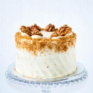 """Buy 6"""" carrot walnut cake online £45.00 delivered Finchley, London"""