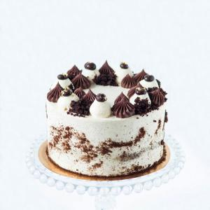 """Chocolate Irish coffee cake 6"""" buy online £50.00 delivery in London"""
