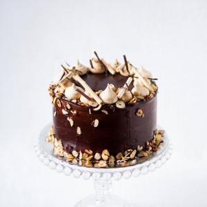 Hazelnut cake in 3 sizes buy online in London