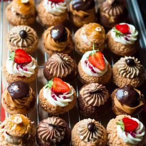Profiteroles buy online London delivery